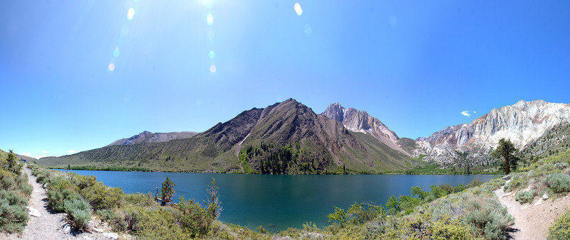 Convict Lake, Mammoth Lakes
