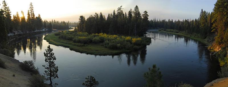 Descutes River (LaPine State Park, Oregon)