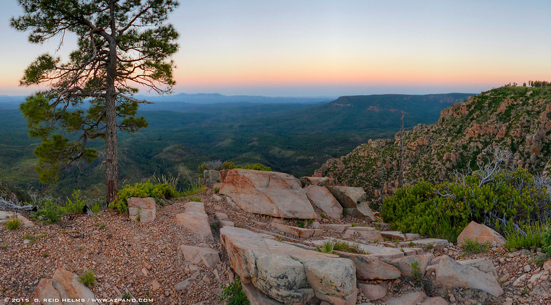 Mogollon Rim Morning