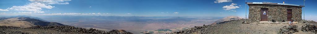 White Mountain Peak Panorama