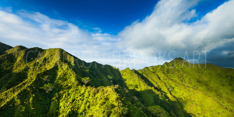Manoa Mountains