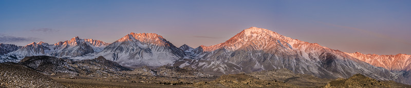 Eastern Sierra Crest 2, Bishop, CA