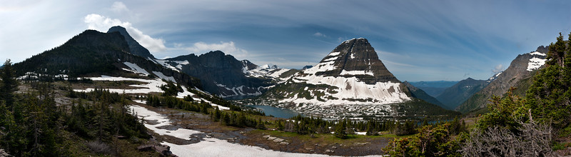 Hidden Lake Panorama1