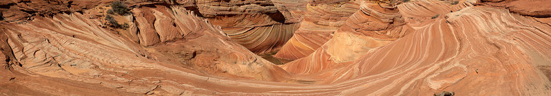 The Wave, Vermilion Cliffs Paria National Monument