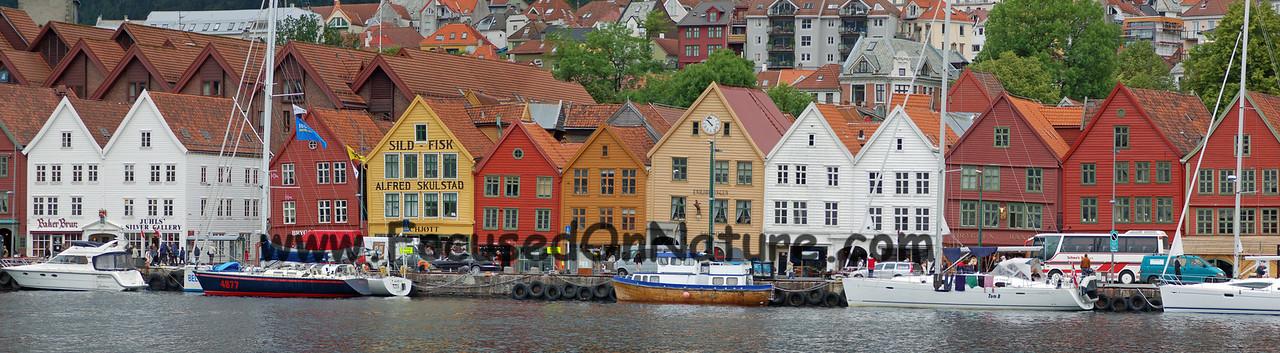 Bryggen - Bergen, Norway