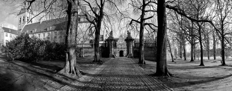 Abdij van den Park, Heverlee, Leuven<br /> Sigma DP1s (5 images merged, black & white conversion)