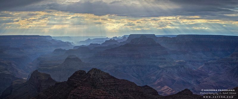 Divine Light, Desert View