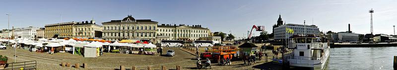 Kauppatori - Market Square in Helsinki│Finland│2011