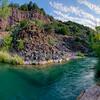 Deep Green Pool, Fossil Creek
