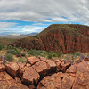 Fractured Rock, Parker Cliffs