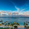 Kahala Resort Feather Clouds