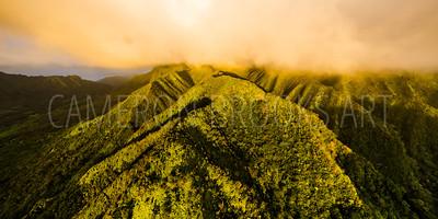 Pali Ridges