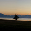 Newcastle Island sunrise.