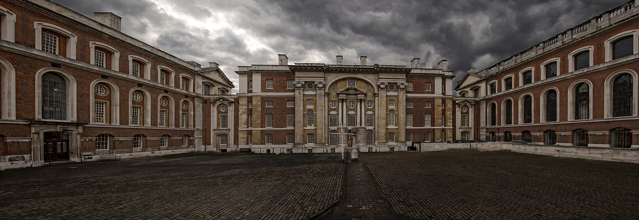 "Location of ""Thor the Dark World""  Greenwich University Navel College"