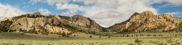 Granite Mountains Pan