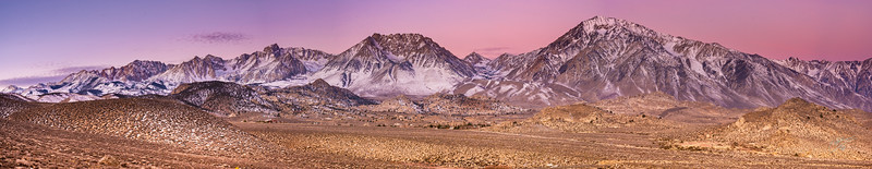 Eastern Sierra Crest, Bishop, CA