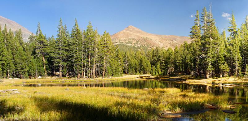 Near Tioga Pass, Yosemite National Park