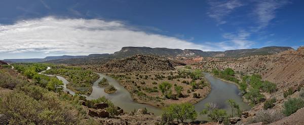 Rio Chama - New Mexico