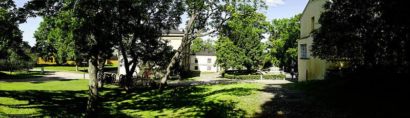 Suomenlinnan Suuri linnanpiha│Suomenlinna│Finland│2011