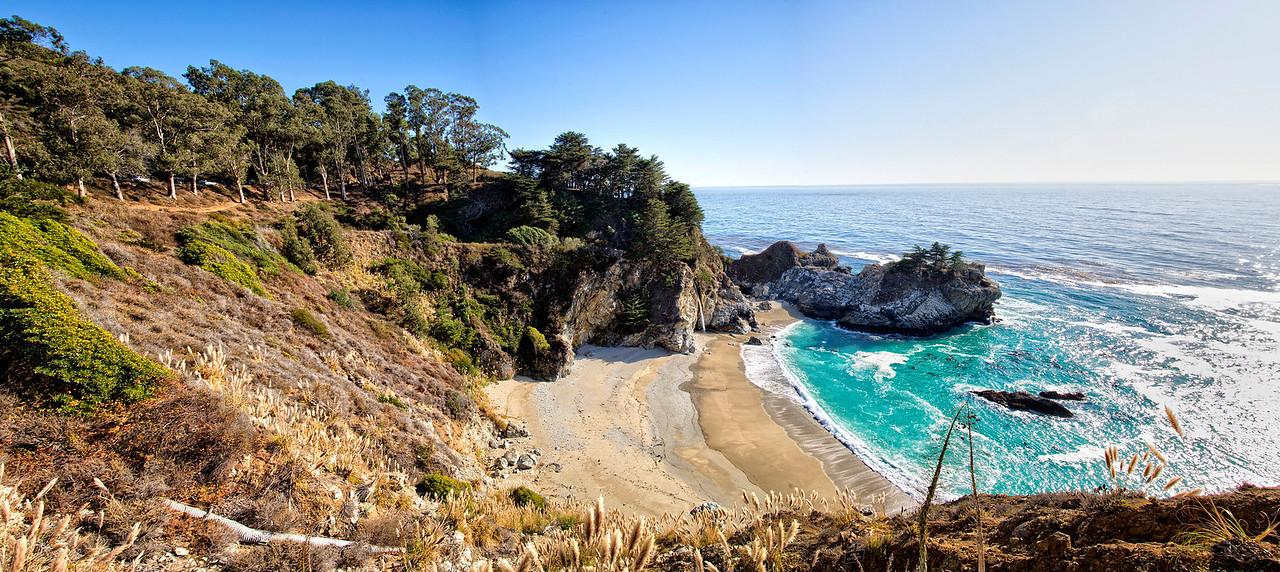 Big Sur California - J. Pieffer State Beach