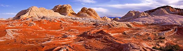 The White Pocket, Vermilion Cliffs National Monument, Arizona
