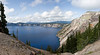 Crater Lake from the Southeast rim