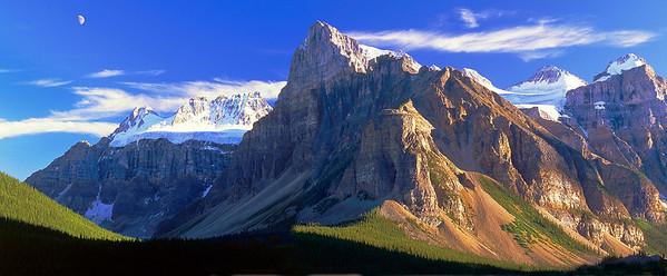 pan03: Banff National Park, Canadian Rockies
