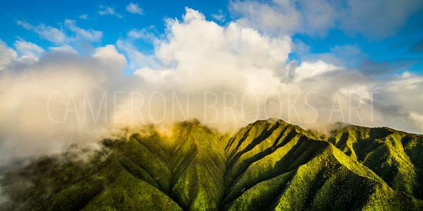 Koolau Ridges