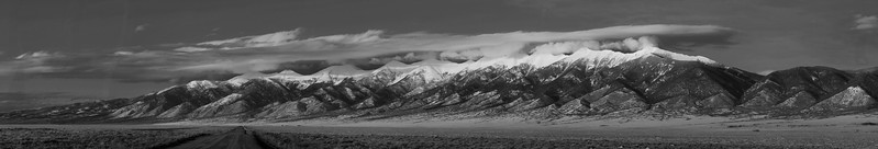 Sawtooths, North Sangre De Cristo Range