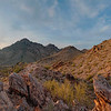 Sundown at Piestewa Peak