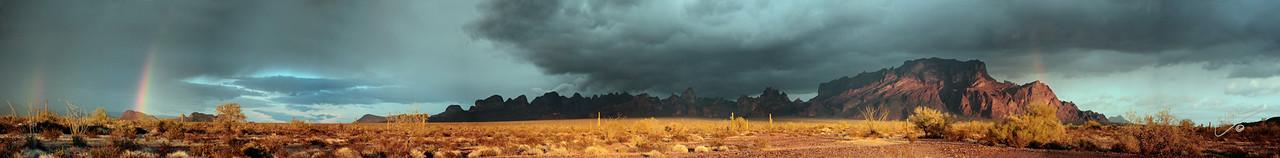 KOFA Reserve After the Rains
