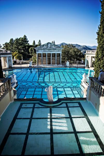 San Simeon California