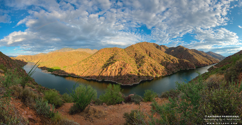 Apache Lake Channel