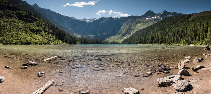 _ASP1060-Pano Avalanche Lake