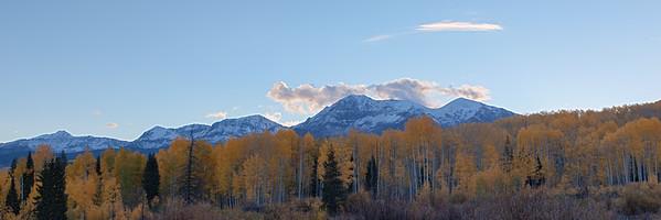 Sunrise On Southwestern Colorado