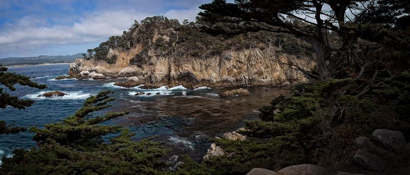 Point Lobos Pano 5