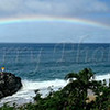 Waimea Bay Rainbow - North Shore O'ahu Hawaii