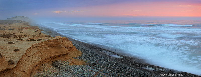 Playa El Rosario - Baja California