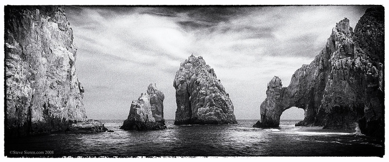 Lover's Arch in Los Cabos (Cabo), Baja California Mexico