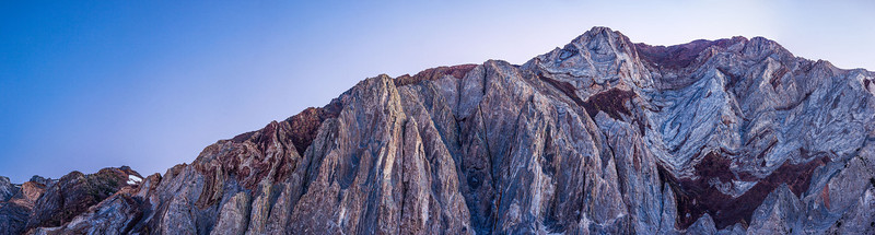 Mt Laurel Panorama - Eastern Sierra