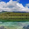Patricia Lake in Jasper