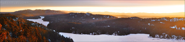 La Cloche Mountains, Willisville Ontario.