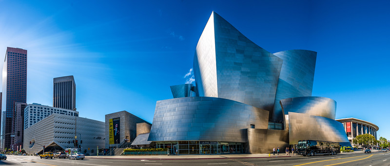 Disney Concert Hall, Los Angeles, CA