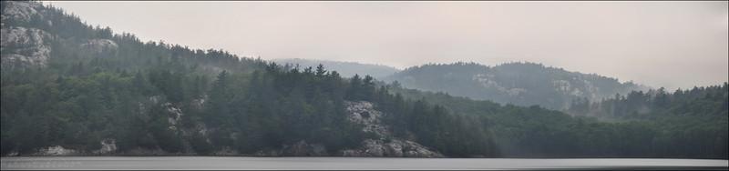 George Lake, Killarney Provincial Park, Ontario.