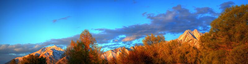Taken from my new house window.