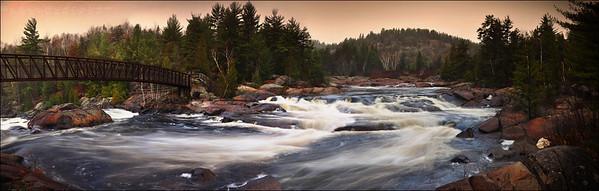Onaping Falls, Sudbury Ontario.