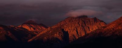 Teton Sunrise I