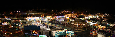 Topsfield Fair From Ferris Wheel.
