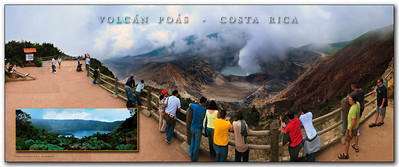 Panorama del Volcan Poas - low res