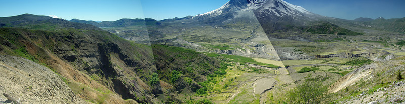 Mt. St. Helens National Monument